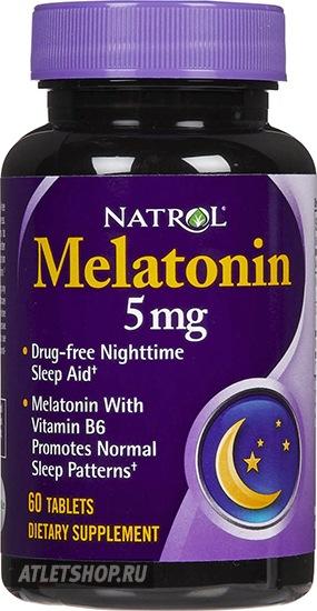Мелатонин купить ростов